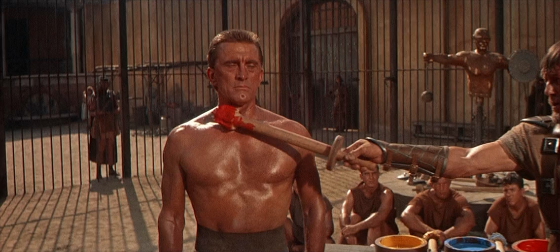 spartacus 1960 essay Spartacus was a gladiator who led a as seen in the famous 1960 stanley writes historian michael parenti in an essay published in the book spartacus.