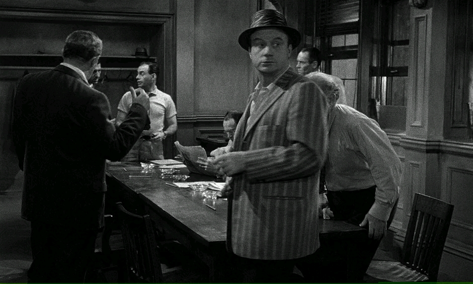 an analysis of 12 angry men a minimalist drama movie Include world.